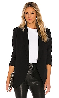 Shawl Collar Blazer Amanda Uprichard $264 BEST SELLER