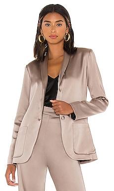X REVOLVE Shawl Collar Blazer Amanda Uprichard $298 NUEVO