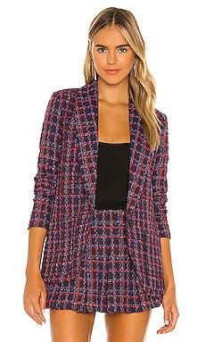 Shawl Collar Blazer Amanda Uprichard $286