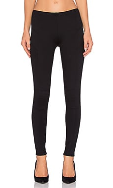 Amanda Uprichard Braxton Legging in Black