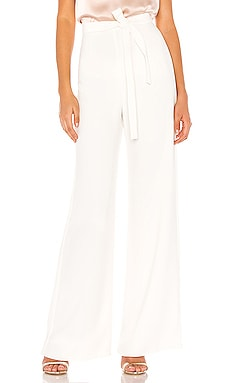 PANTALON LARGE ARIYA Amanda Uprichard $185 BEST SELLER