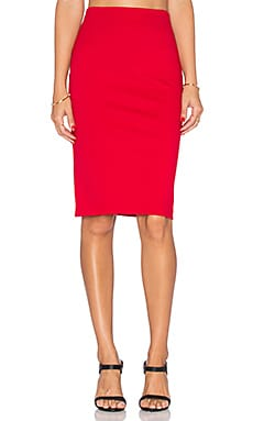 Amanda Uprichard Pencil Skirt in Bittersweet