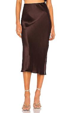 Edie Slip Skirt Amanda Uprichard $216