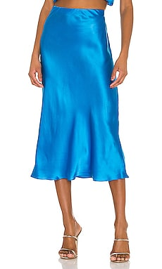 Edie Slip Skirt Amanda Uprichard $216