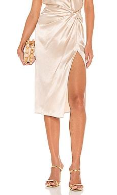 X REVOLVE Ansley Skirt Amanda Uprichard $224 NEW