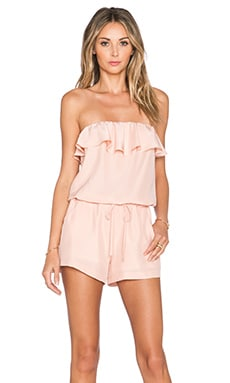 Amanda Uprichard Joan Romper in Ballet