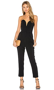 Cheri Jumpsuit in Black