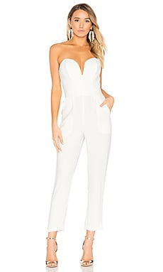 Cherri Jumpsuit in Ivory