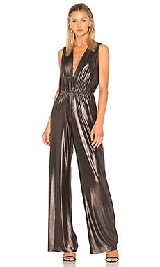 Gunnar Metallic Jumpsuit