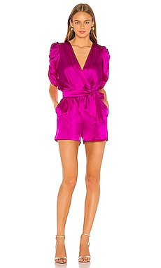 Aidy Romper Amanda Uprichard $282 BEST SELLER