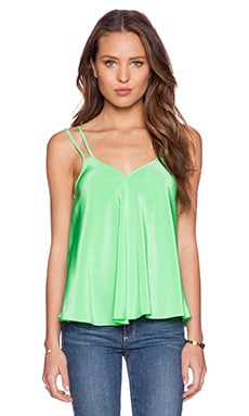 Amanda Uprichard Anne Tank in Mojito