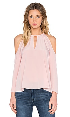 Jasmine Top en Rose Poudré