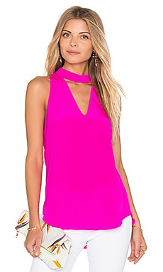 Cassia Tank in Hot Pink Light