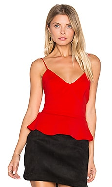 Mimi Tank in Candy Apple
