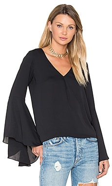 Laura Top en Noir