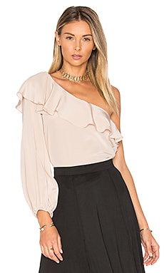 Luella Top in Bone