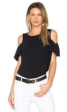 Dryden Top in Black