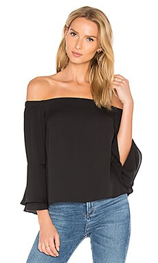 Arabelle Top en Noir