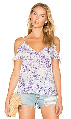 Aliyah Top in Wisteria