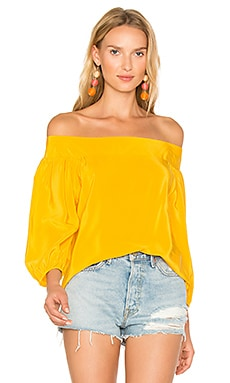 Ronan Top in Marigold