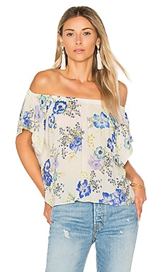 Castaway Off The Shoulder Top in Greenwich