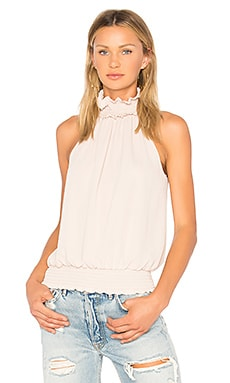 Kimmie Mock Neck Top