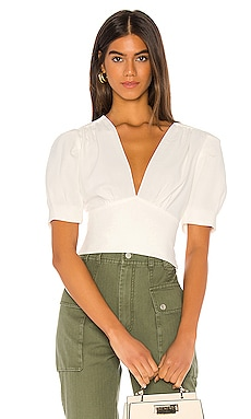 Rosen Top Amanda Uprichard $112