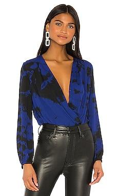 Crossover Bodysuit Amanda Uprichard $216