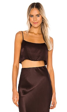 X REVOLVE Lia Crop Top Amanda Uprichard $128 BEST SELLER