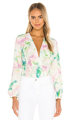 Crossover Bodysuit Amanda Uprichard $136