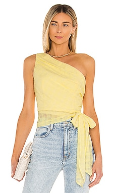 Sleeveless Bexley Top Amanda Uprichard $185 BEST SELLER
