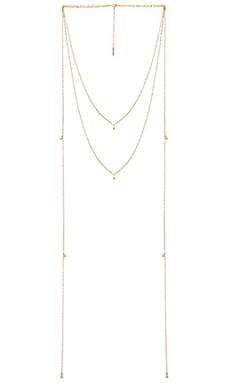 Mara Necklace in Gold