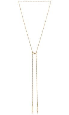 Jolene Lariat in Gold