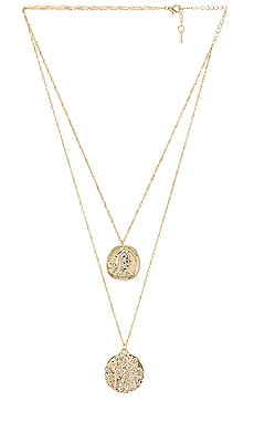 X REVOLVE Athens Necklace Amber Sceats $51