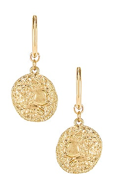 X REVOLVE Santorini Earrings Amber Sceats $40 BEST SELLER