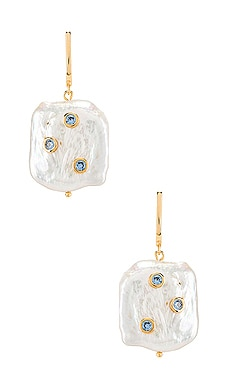Callie Earrings Amber Sceats $199