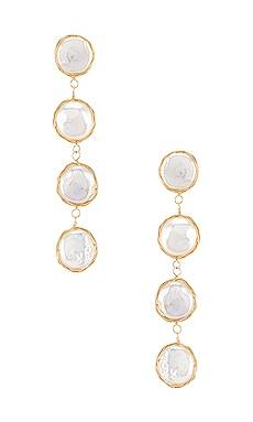Rylee Earrings Amber Sceats $259 BEST SELLER