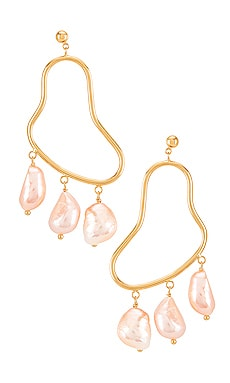 Drop Earrings Amber Sceats $159