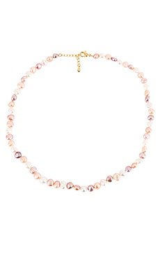 Small Multi Necklace Amber Sceats $149