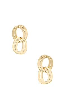 Twisted Earring Amber Sceats $36 (FINAL SALE)