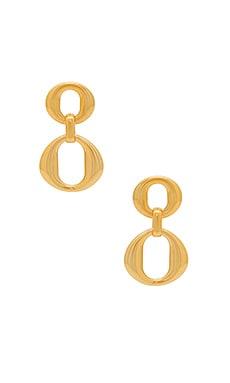 Lunar Earring Amber Sceats $109