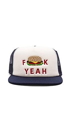 Yeah Burg Hat
