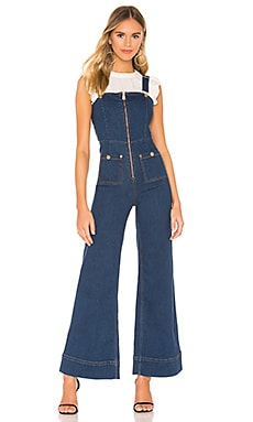 Quincy Overalls Alice McCall $325