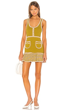 Heaven Help Mini Dress Alice McCall $234