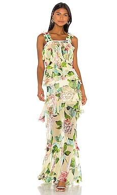 Wild Frontiers Gown Alice McCall $895 NEW ARRIVAL