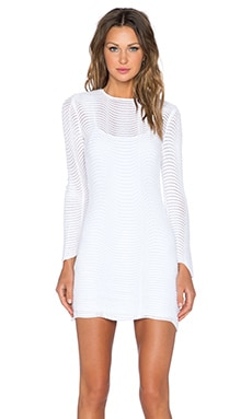 Alice McCall Find Your Way Home Dress in Chalk