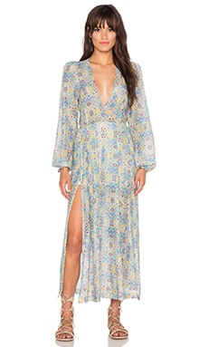 Alice McCall Good Golly Maxi Dress in Liberty