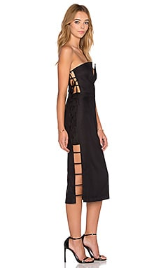 Alice McCall Every Little Thing Dress in Black