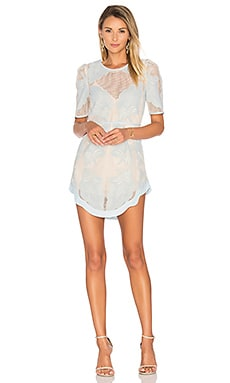 We Found Love Dress en Ice Blue