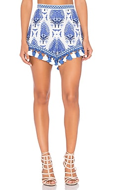 Le Freak Short en Azul